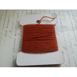 画像4: フランス アンティーク 糸巻き ST PIERRE オレンジ