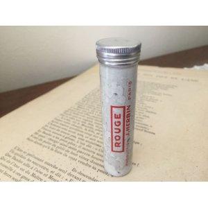 画像3: フランス アンティーク 小さなアルミ缶 筒型 OR