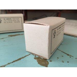 画像3: アンティーク ペーパーボックス 紙箱 Pharmacien 薬箱