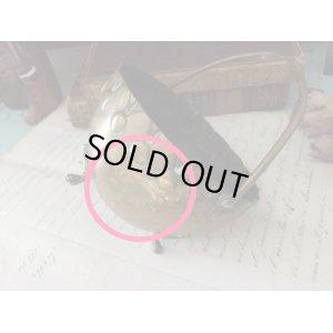 画像4: フランス アンティーク 真鍮製 ハンドル付き 猫脚ボウル